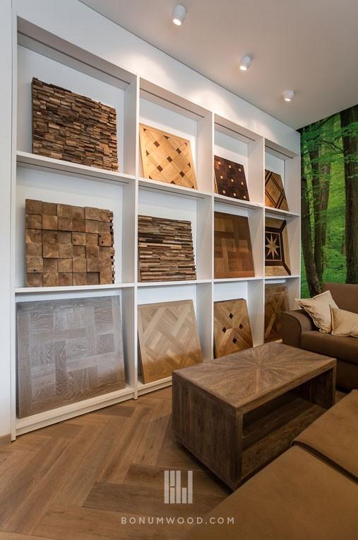 Showroom in Vilnius