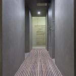Terasinės lentos, medinės lentos vonios kambaryje
