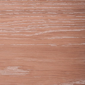 Luxury oak wood flooring with pores