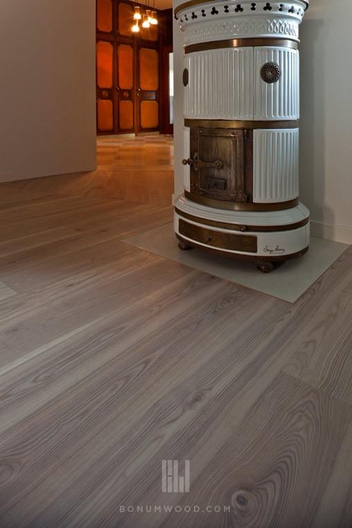 Residential custom flooring
