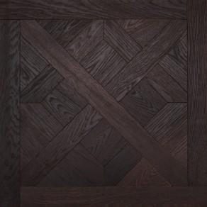 Custom, handmade parquetry floors