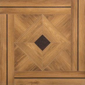 Custom, handmade parquetry floors