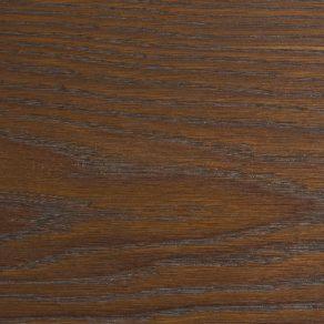 Engineered hardwood flooring milk chocolate