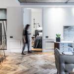 Loft style appartment